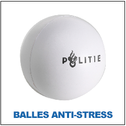Balles anti-stress