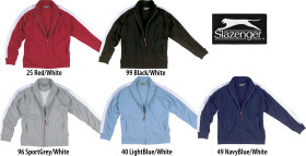 Relatiegeschenk Slazenger Winner Full Zip Sweater