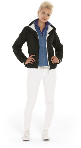 Relatiegeschenk US Basic Sydney Ladies jacket bedrukken