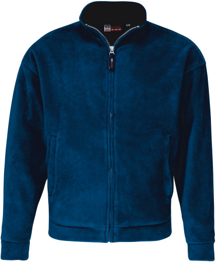 Relatiegeschenk US Basic Nashville Fleece Jacket bedrukken