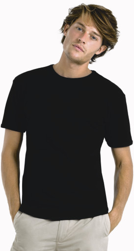 Relatiegeschenk B&C Men-Fit T-shirt Heren