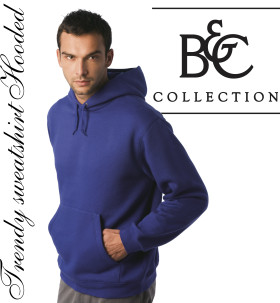 L'objet publicitaire B&C sweater Hooded / Men