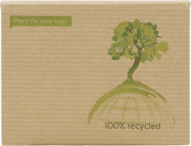 L'objet publicitaire Carnet de notes Eco Hard