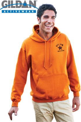 L'objet publicitaire Gildan Hooded Sweatshirt Ultra Blend
