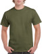 Gildan Ultra Cotton T-shirt - Army green