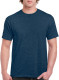 Gildan Ultra Cotton T-shirt - Heather navy