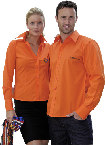 Relatiegeschenk Lemon & Soda blouse Fellows for him bedrukken