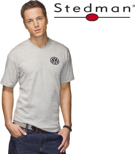 L'objet publicitaire Stedman Classic V-Neck t-shirt  for him