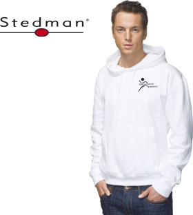 L'objet publicitaire Stedman Hooded Pullover for him