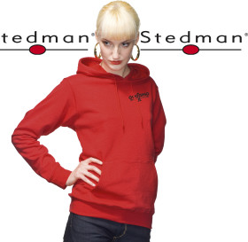 Relatiegeschenk Stedman Hooded Pullover for her