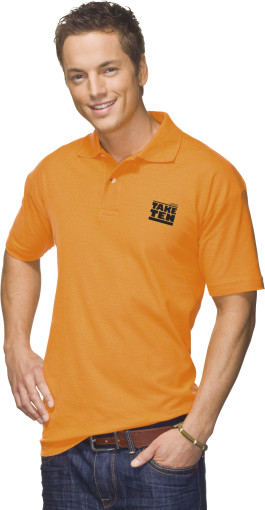Relatiegeschenk Stedman polo for him bedrukken