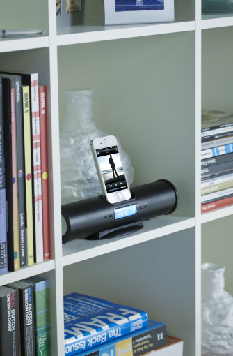 Relatiegeschenk Docking station IMUSIC bedrukken