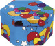 56-Delige kleurbox Balloon - Custom/multicolor