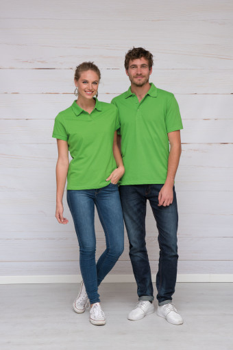 Relatiegeschenk Lemon & Soda Mix Polo Dames bedrukken