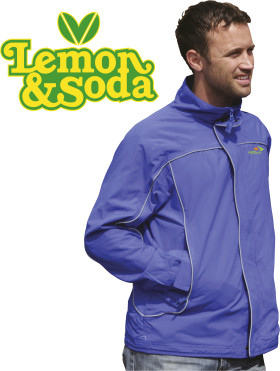 L'objet publicitaire Lemon & Soda jack Conary for him