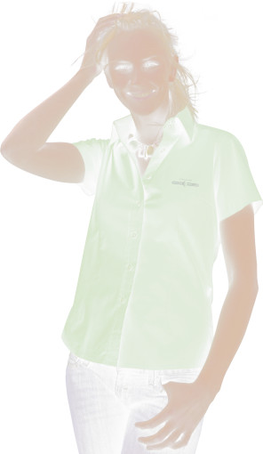Relatiegeschenk Lemon & Soda blouse Madison for her bedrukken