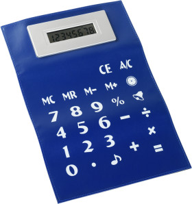 Relatiegeschenk Bureaucalculator Speak