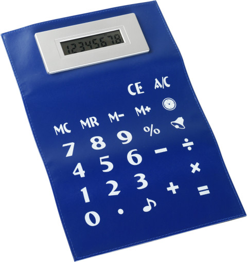 Relatiegeschenk Bureaucalculator Speak bedrukken
