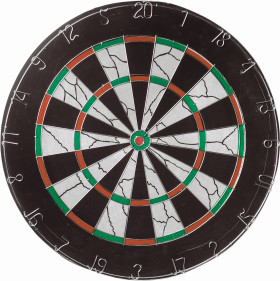 Relatiegeschenk Traditioneel dartbord Bulls Eye