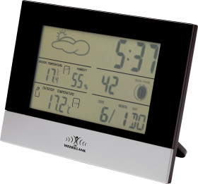 Relatiegeschenk Indoor/outdoor weerstation Edwin