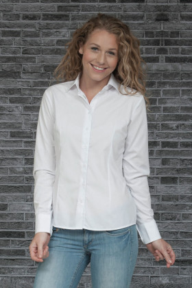 L'objet publicitaire Lemon & Soda Blouse Moody Hill for her