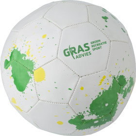 L'objet publicitaire Ballon de football professional training 4 couches