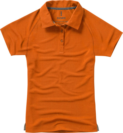 Relatiegeschenk Elevate Polo Cool Fit Dames bedrukken