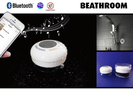 Relatiegeschenk Bluetooth Speaker Beathroom bedrukken