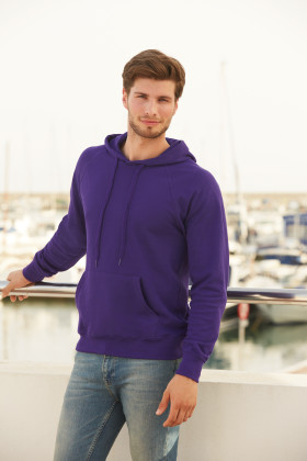 Relatiegeschenk Fruit of the Loom Lightweight Hoodie Heren