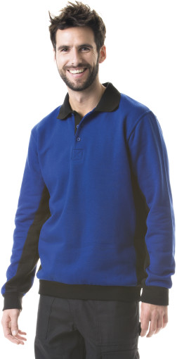 L'objet publicitaire Sweat Polo Workwear