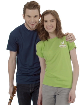 Relatiegeschenk Slazenger Serve T-shirt Heren