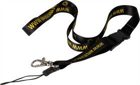 Relatiegeschenk Lanyard Phone XL - Full colour