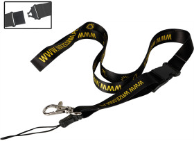 Relatiegeschenk Lanyard Safety Phone XL - Full colour
