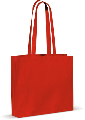 L'objet publicitaire Sac shopping en coton Colour Oekotex